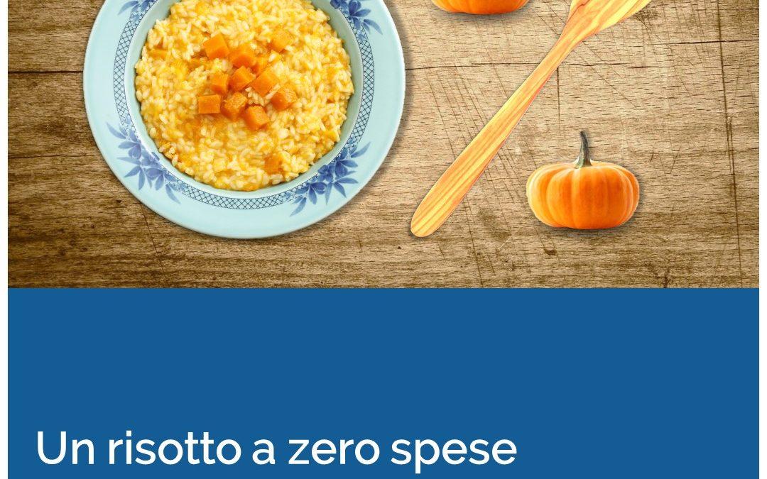 Un risotto a zero spese