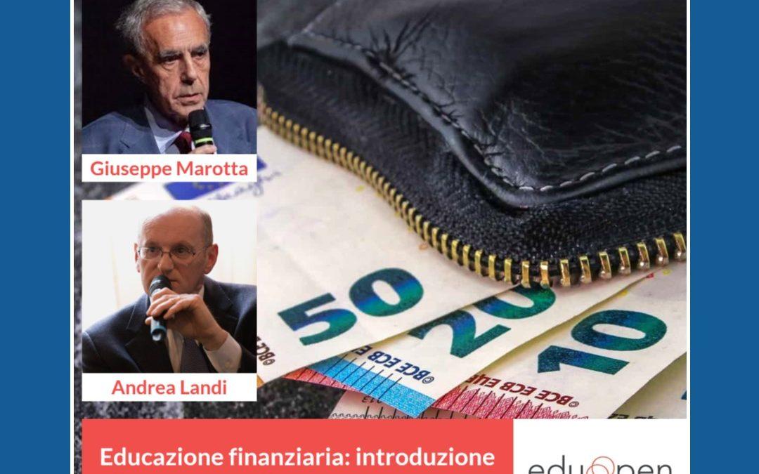Introduzione alla moneta e alla finanza