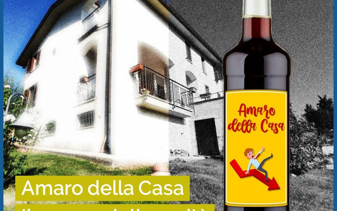 """Amaro della casa: """"il sapore della verità"""""""