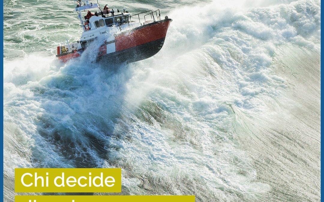 Chi decide di andar per mare…