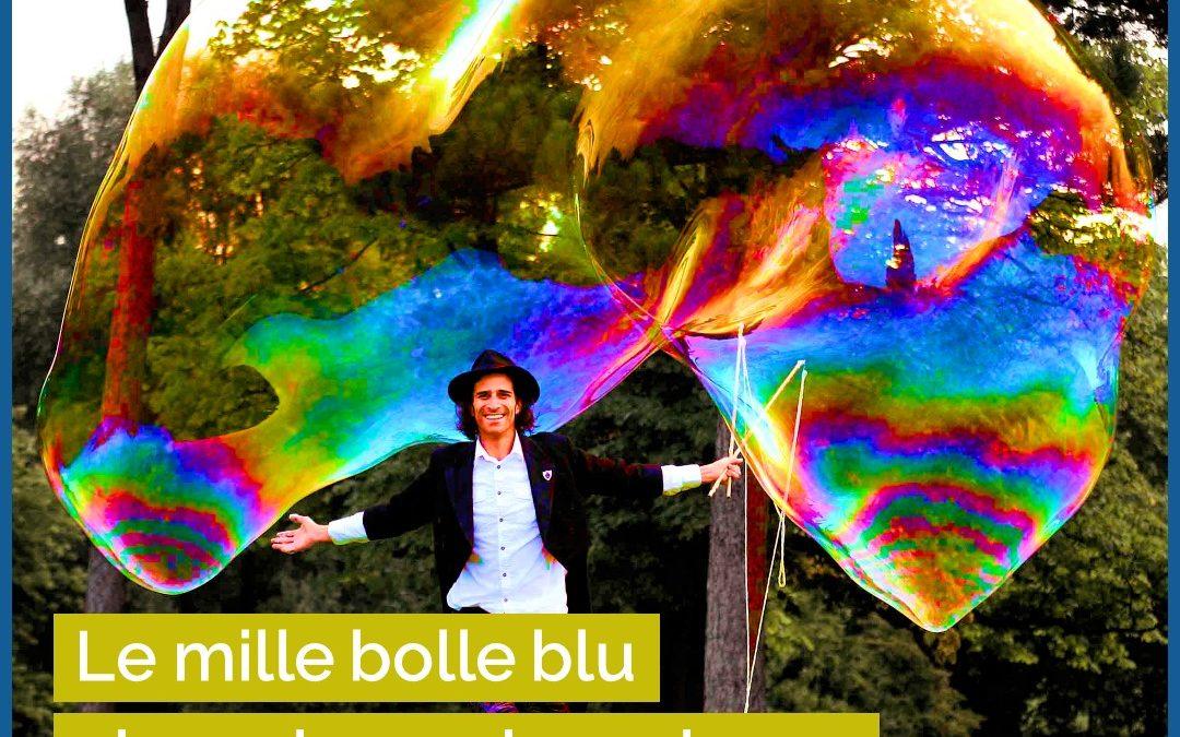 Le mille bolle blu, che volano, che volano…
